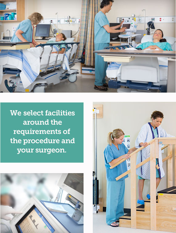 Select Facilities